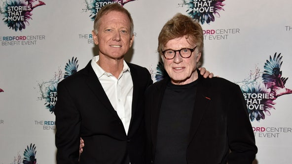 Robert Redford's son James dies at 58 of liver cancer