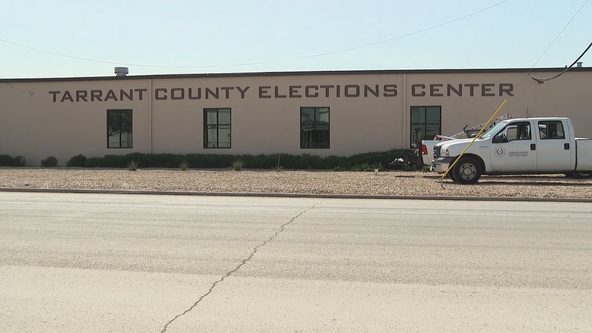Tarrant County elections officials working to get faulty ballots counted