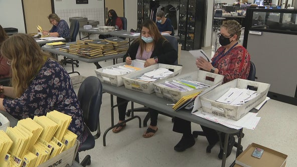 Tarrant County assures voters mail-in ballot issue is under control