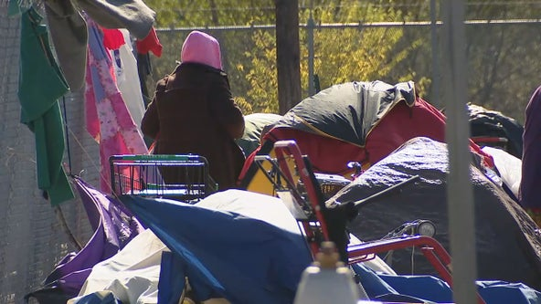 Fort Worth prepares to shelter the homeless during cold weather