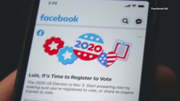 Facebook blocking new political ads to limit misinformation