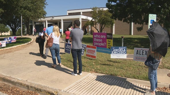 Texas about to pass total 2016 turnout before 2020 early vote concludes