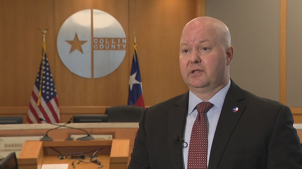 Collin County Judge Chris Hill tests positive for COVID-19