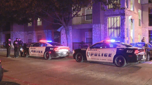 2 women injured in overnight shooting at Dallas apartment