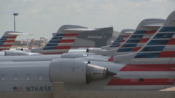 Thousands of North Texans lose paychecks as American Airlines begins furloughs