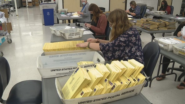 Scanning problem affects about 20,000 Tarrant County mail-in ballots