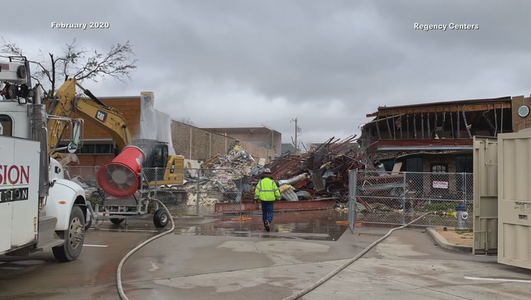 Central Market destroyed by tornado reopening in North Dallas