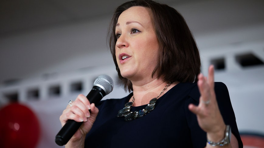 MJ Hegar raises $13.5 million in third quarter, a huge improvement over past hauls