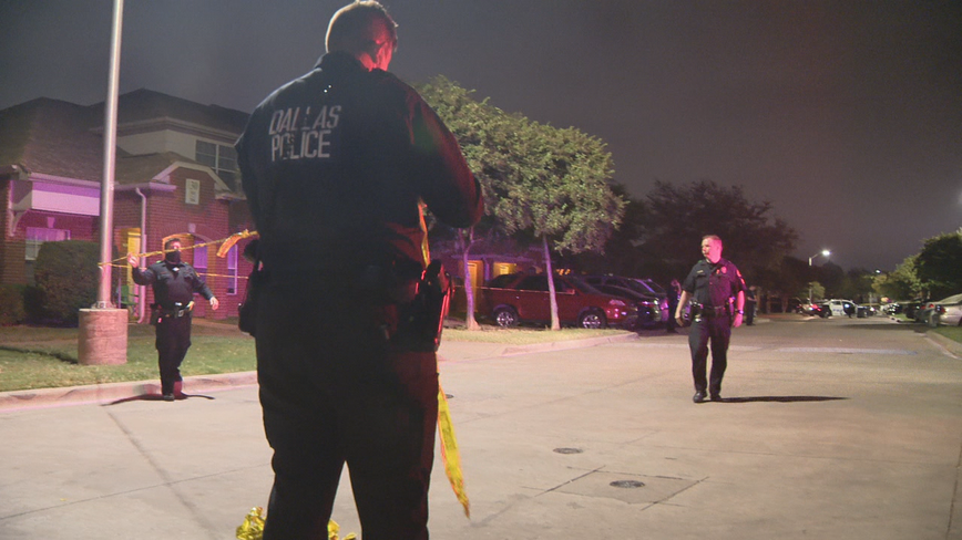 Man fatally shot while asleep in Dallas apartment