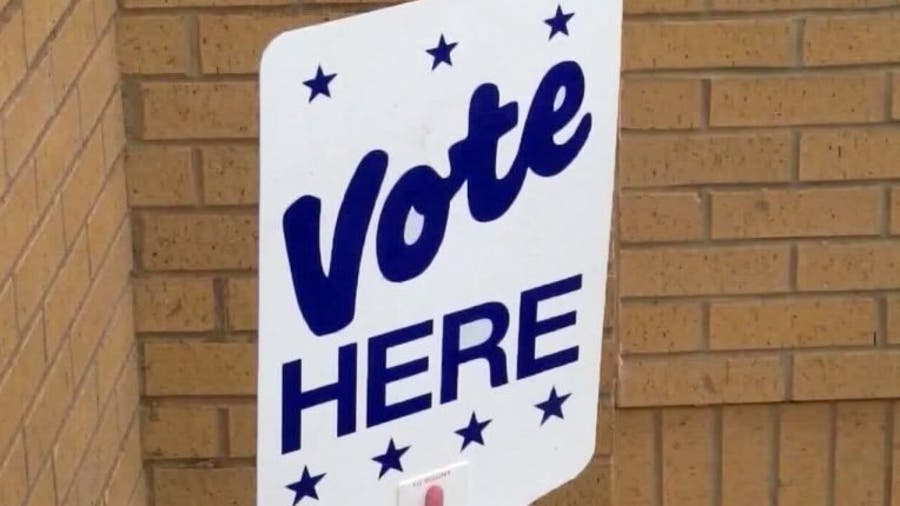 About 30% of registered voters have already voted in DFW