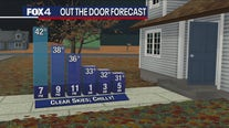 Nov. 30 evening forecast