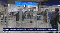 Health pandemic takes a chunk out of typically busiest travel day