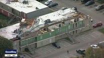 Tornado damages Arlington apartment complexes