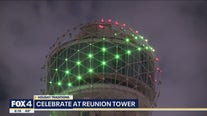 Reunion Tower Holiday Activities Preview