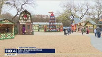 Holiday at the Dallas Arboretum returns with expanded Christmas Village