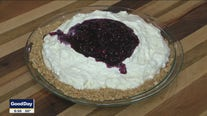 Roasted Banana Cream Pie by Kent Rathbun