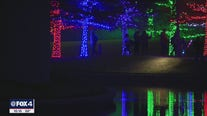 Vitruvian Lights display opens in Addison