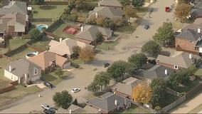 Homes evacuated because of water main break in Wylie