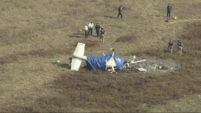 Two dead after plane crash near Rockwall Airport