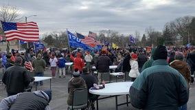 Health department shuts down pro-Trump rally in Milwaukee