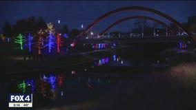 Vitruvian Lights is lighting up Addison for free