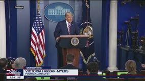 Examining the loss of President Trump