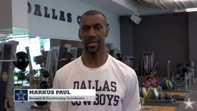 Dallas Cowboys strength and conditioning coordinator Markus Paul hospitalized