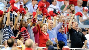 Washington Nationals plan to have Joe Biden throw out first pitch on Opening Day