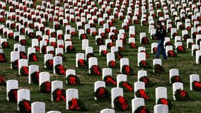 Wreaths Across America event canceled at Arlington National Cemetery due to pandemic