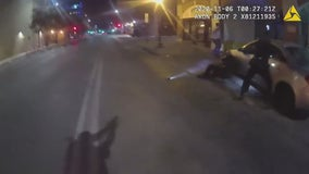 Bodycam shows shootout between Dallas College officers, gunman in downtown