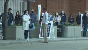 Steady stream of North Texas voters head to polls on Election Day
