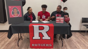 Dallas basketball standout Jaden Jones signs with Rutgers