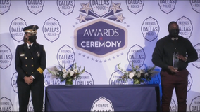 Dallas officer who responds to mental health calls named Officer of the Year