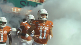No. 22 Texas' defense holds off West Virginia, 17-13