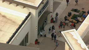North Texans were out and about for Black Friday shopping
