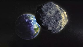 Pickup truck-sized asteroid came less than 250 miles from hitting Earth