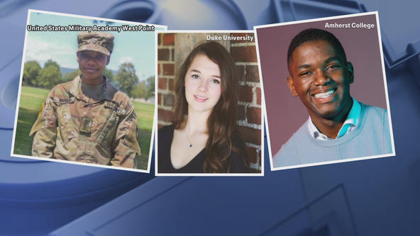 Three Texans named 2021 Rhodes Scholars