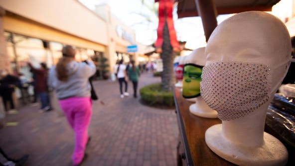Statewide mask mandates stimulate the economy, study suggests