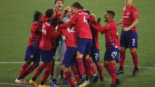 FC Dallas advances 8-7 on penalties vs Timbers in MLS Playoffs