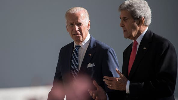Biden names John Kerry as climate envoy