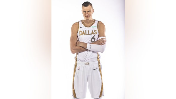 Dallas Mavericks unveil their City Edition jerseys for this season