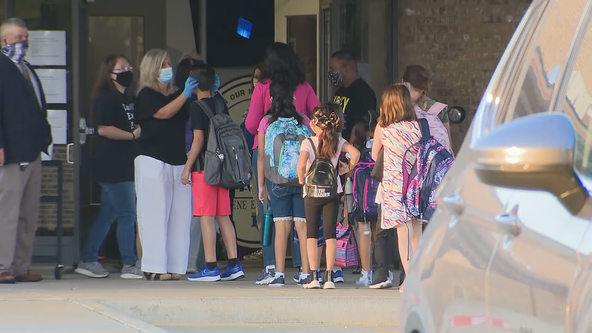 Dallas ISD educator concerned about returning to in-person learning after Thanksgiving break