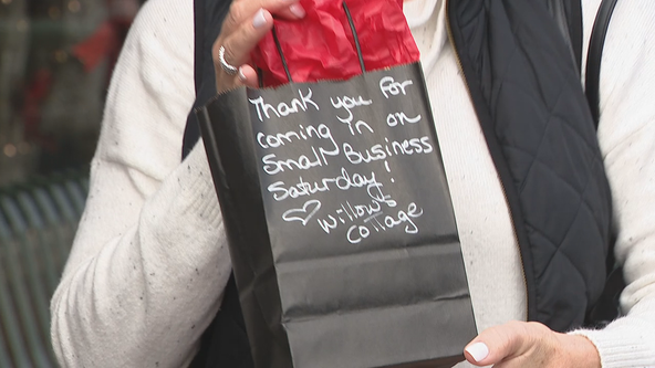 North Texans were out shopping local for Small Business Saturday