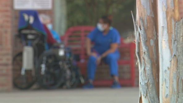 Vaccine news comes at crucial time as North Texas nursing homes see COVID-19 surge