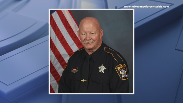 Collin County constable-elect has passed away
