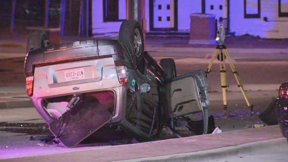 1 pedestrian killed, another in critical condition after being struck by SUV in Fort Worth