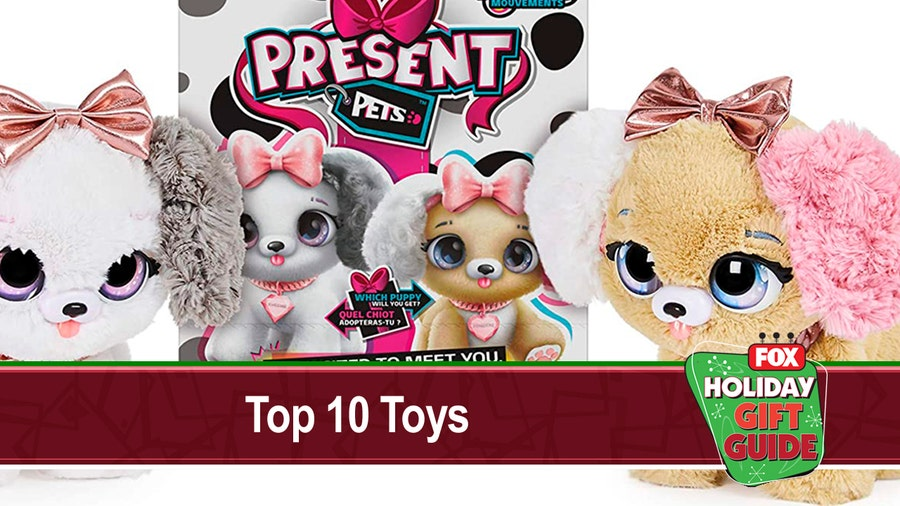 Top 10 toys for 2020