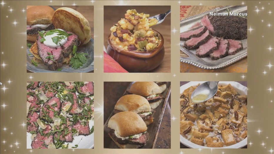 Pre Cooked Christmas Dinner From Neiman Marcus 2020 Neiman Marcus' 2020 Christmas catalog includes luxury RV, Texas