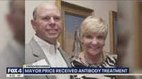 Fort Worth Mayor back at work after receiving COVID-19 antibody treatment