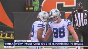 Free4All: Cowboys take down the Bengals, Mike & Sam discuss the win